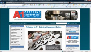 Portfolio - A1 Catering Equipment