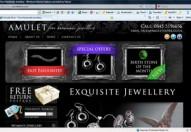 Portfolio - Amulet Silver screenshot