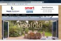 Portfolio Rapid Aluminium website screenshot